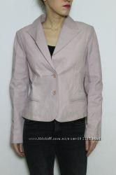 Кожаная куртка-пиджак Hugo Boss