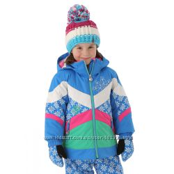 Теплые зимние куртки Obermeyer и Snow Dragons в размере 3Т и 4Т