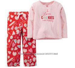 Красивые человечки слипы пижамки CARTERS по низкой цене. Размер 3, 4 и 5