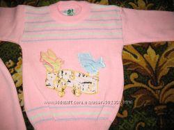 Комплект свитер и брючки