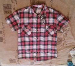 Рубашка-шведка, мужская, размер M-L