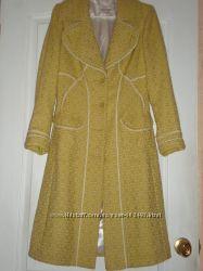 Пальто теплое стеганое Торгуйтесь.