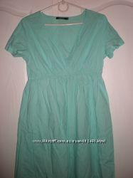 Легкое платьеце из тонкого каттона