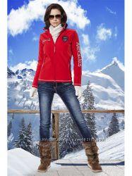 Новая куртка водонепроницаемая, ветрозащитная Nebulus на меху S
