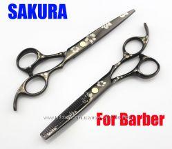 Профессиональные парикмахерские ножницы Sakura