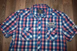 Стильная рубашка L