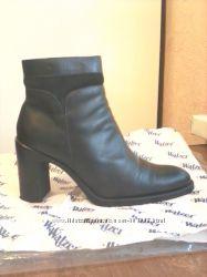 кожаные ботинки WALZER