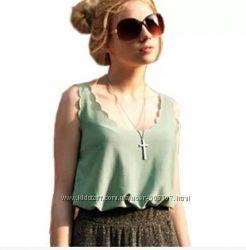 Блузка шифоновая, LIVA GIRL, новая, в наличии