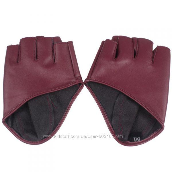 Женские полуперчатки, перчатки