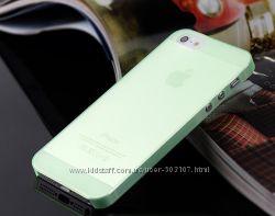 Чехол для iPhone 5, 5S, бампер, в наличии
