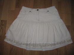 Вельветовая юбка Cherokee 146р.