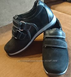 Туфли-мокасины Берегиня, натуральная замша, р 27