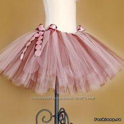 Фатиновые юбки-пачки в наличии и под заказ