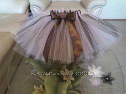 20 Юбочки-пачки разного цвета для маленьких модниц к осеннему балу
