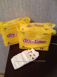 Подгузники трусики DRY-TIME от 16 кг, США