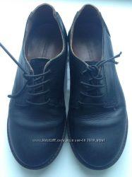 Модные туфли для мальчика ZARA 32 разм, 21 см