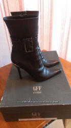 Ботинки GFF, Gianfranco Ferre, р37, оригинал