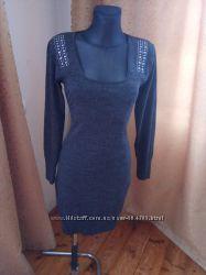 Трикотажное платье от bodyflirt