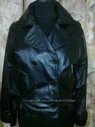 Фирмен. куртка CARNELLI Италия, кожа, Lраз.