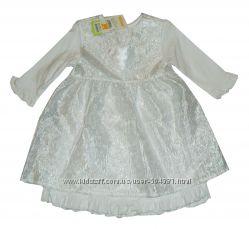 Платье крестильное  БЕМБИ