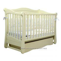Детская кроватка Верес слоновая кость