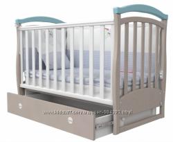 Детская кроватка Верес ЛД6 Соня