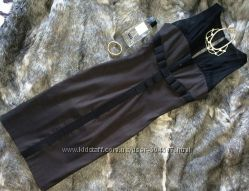 Платье футляр с натуральным шёлком Versace, оригинал