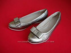 Балетки Footglove Silver натур кожа 36 размер