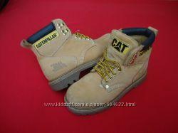 Ботинки Caterpillar оригинал нубук 38 размер