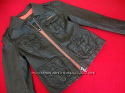 Куртка SuperDry оригинал натур кожа S-M