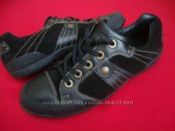 Туфли кроссовки Geox натур кожа 39-40 размер