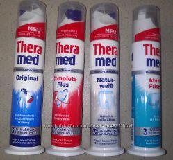 Зубные пасты Thera-med