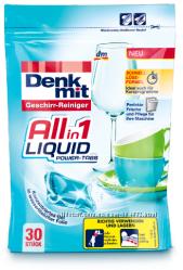 Denkmit cредства для посудомоечных машин из Германии в наличии часть 2