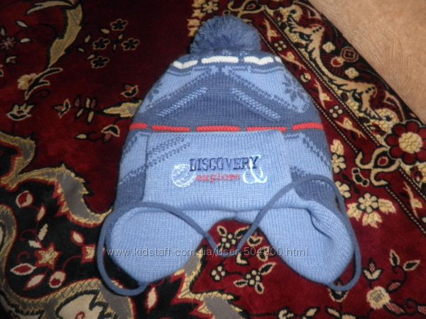 Продам новую зимнюю шапку