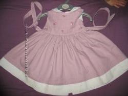 Чудные платья для маленьких девчушек