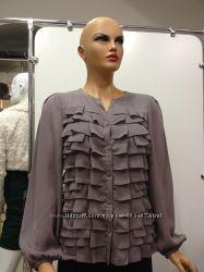 Блузки с воланами размер М бренд Vero Moda