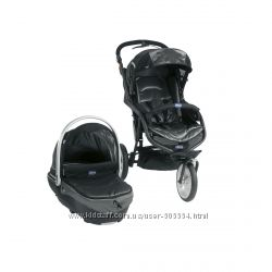 Коляска Chicco Duo S3 Black 2 в 1