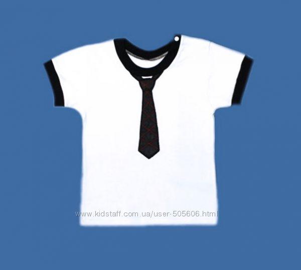 Футболка школьная, футболка-вышиванка, хлопок