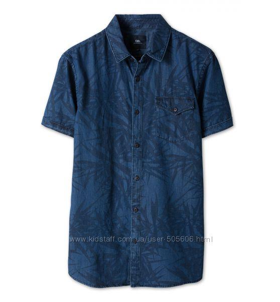 Рубашка мужская, c&a, Германия, размер L