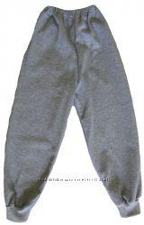 Теплые штанишки с начесиком для деток, для дома и садика, новые, недорого