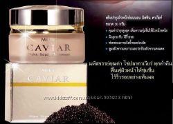 Питательный антивозрастной ночной крем с черной икрой Mistine Caviar