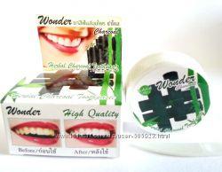 Отбеливающая натуральная зубная паста с бамбуковым углем Siam Spa Wonder