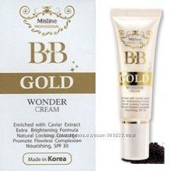 ВВ крем для лица Mistine BB Gold Wonder Cream