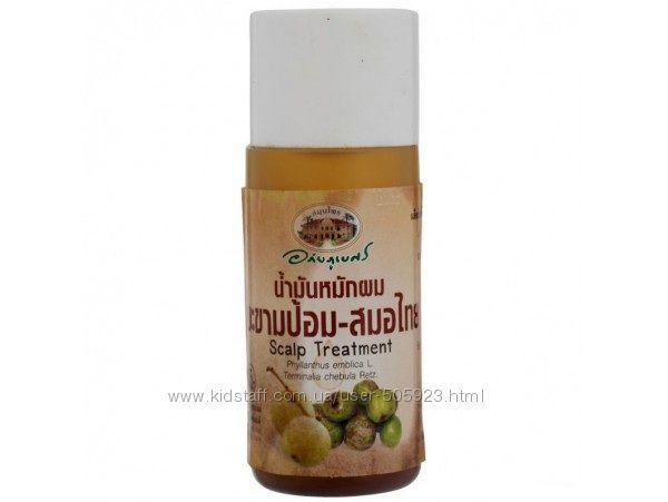 Масло c амлой эмбликой для лечения кожи головы Scalp Treatment