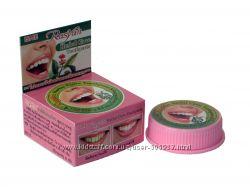Тайская натуральная отбеливающая зубная паста c гвоздикой ИСМЕ Рас Ян