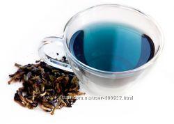Синий чай Анчан для восстановления волос и ногтей Таиланд