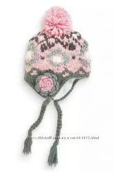 Детская шапка NEXT в наличии для  девочки