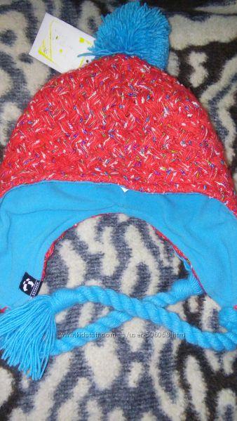новая зимняя шапка Adidas Chunky оригинал W44373USA М -52-56 см