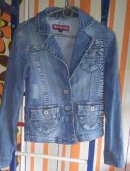 Стильный джинсовый пиджак BenSherman