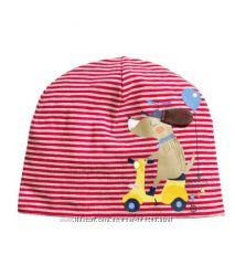 Коттоновые шапочки НМСША на мальчика и девочку
